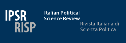 The Italian Review of Public Policy